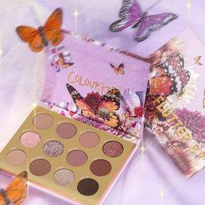 Colourpop Flutter By Eyeshadow Palette New